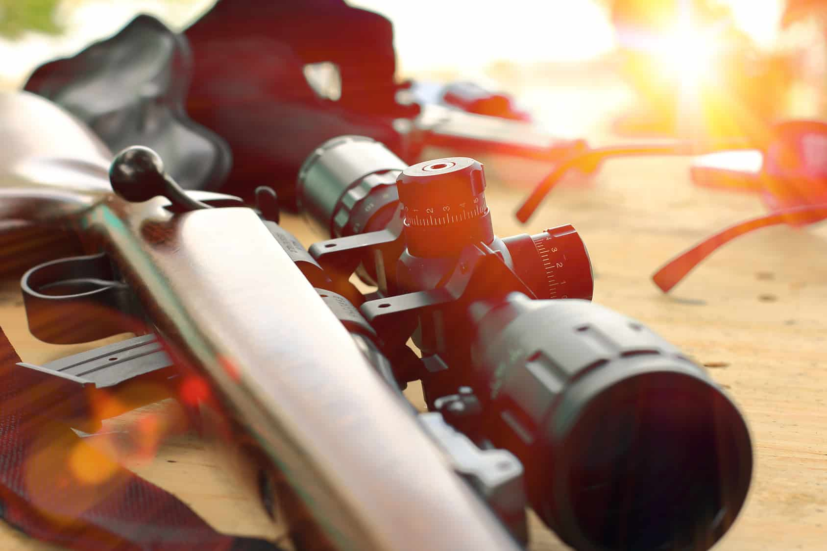 The Best Scopes For .308 Rifles - Full 2019 Buyer's Guide
