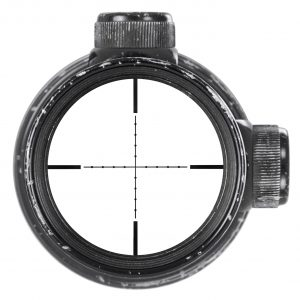 riflescope reticle