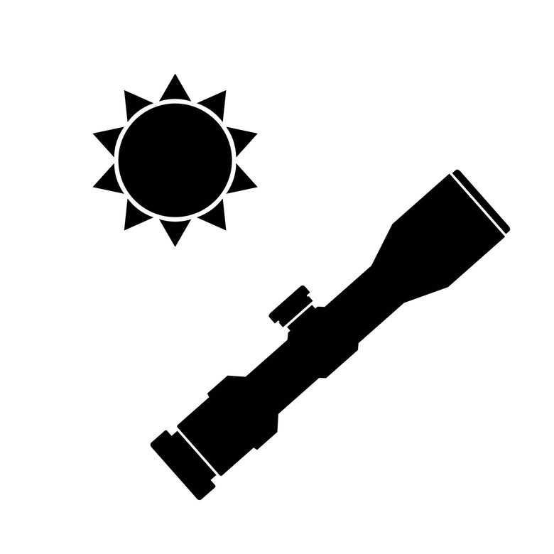 UTG Bug Buster Rifle Scope